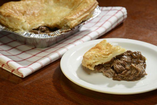 Family Steak Pie