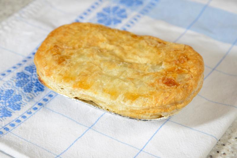 Oval Steak Pie