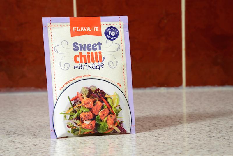 sweet chilli marinade