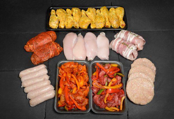 Chicken Selection Box