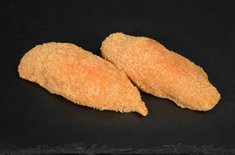 Breaded Chicken Kiev