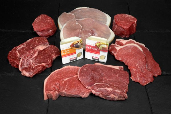 Steak Selection Box