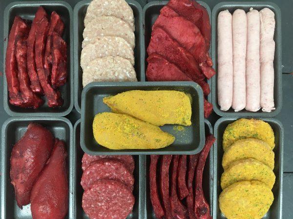 Big BBQ Meat Box