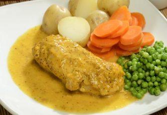 Honey & Mustard Chicken