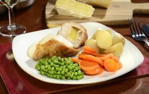 Brie & Parma Chicken