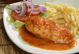 Piri Piri Chicken