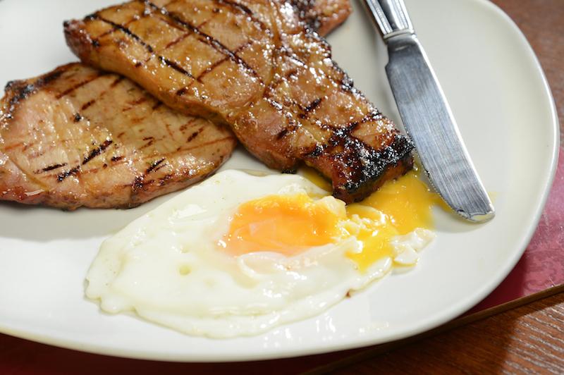 Gammon & Bacon