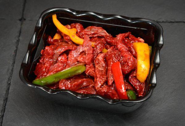 Chinese Beef Stir Fry