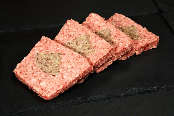 Beef and Haggis lorne sausage
