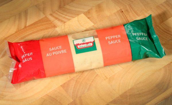 Creamy Pepper Sauce