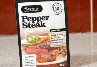 Pepper Steak Coater