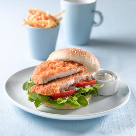 hot and spicy chicken fillet
