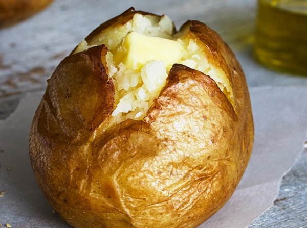 baked-jacket-potato-filled-with-butter