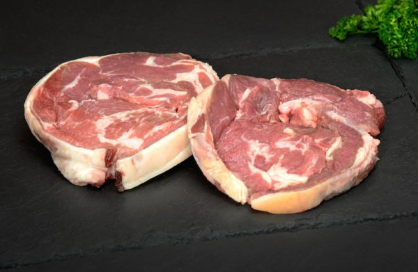 Casserole Lamb - sliced shoulder